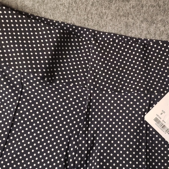 LULULEMON departure pants, polka dots